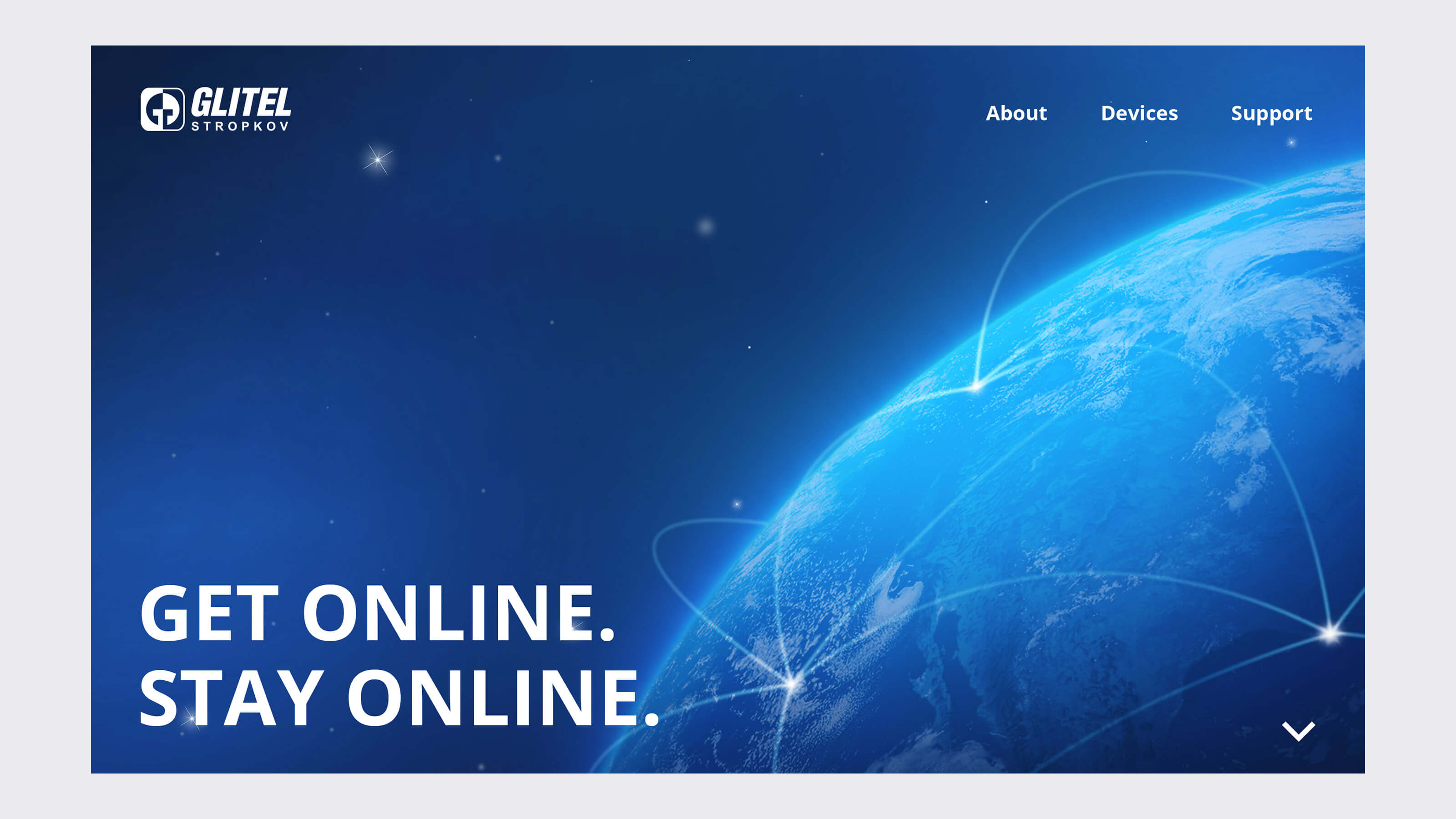 portfolio-web-glitel