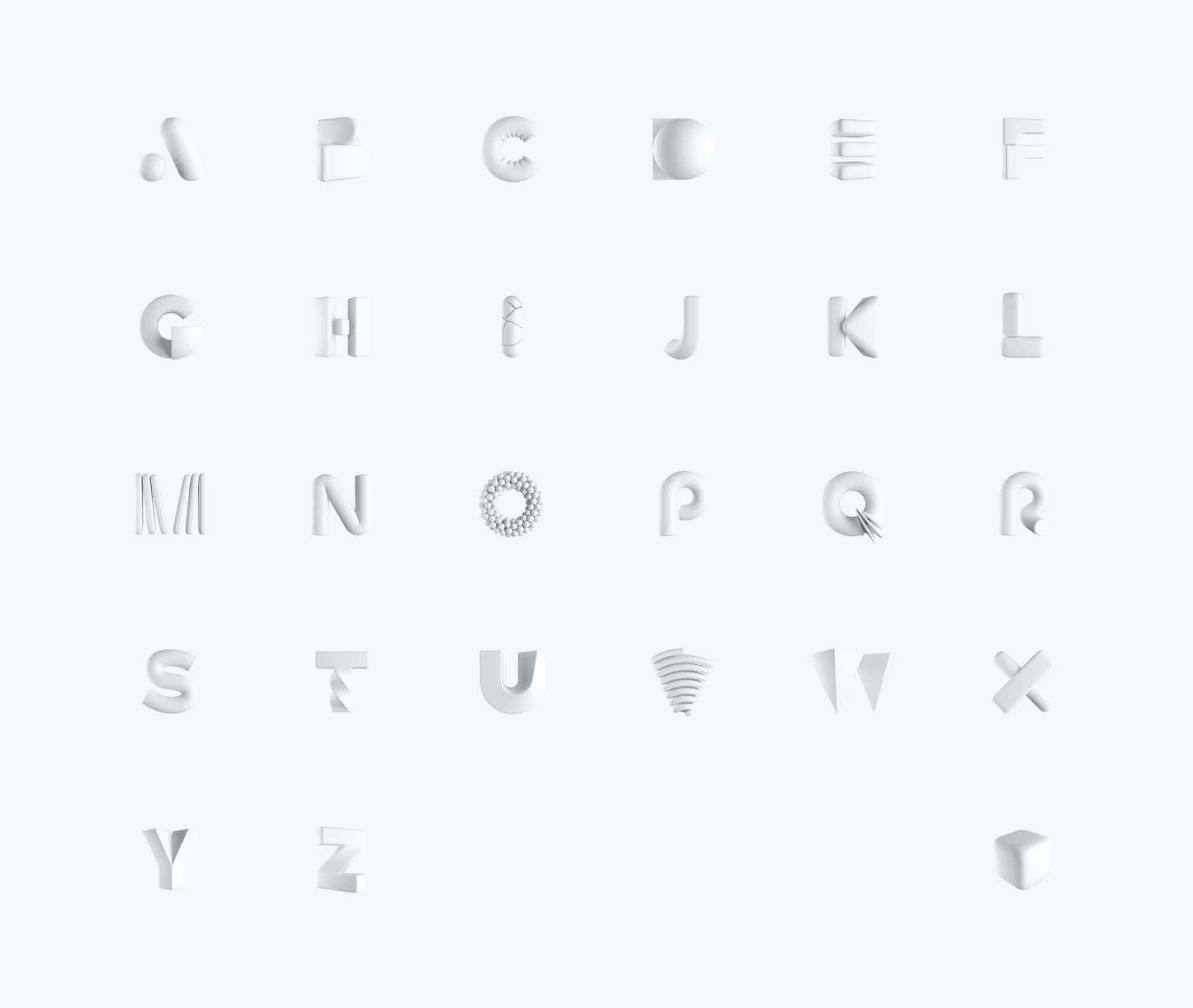UI avatar symbols